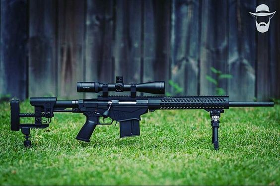 tacticalbadass:  Repost @thetacticalnomad ・・・ Ruger precision riffle