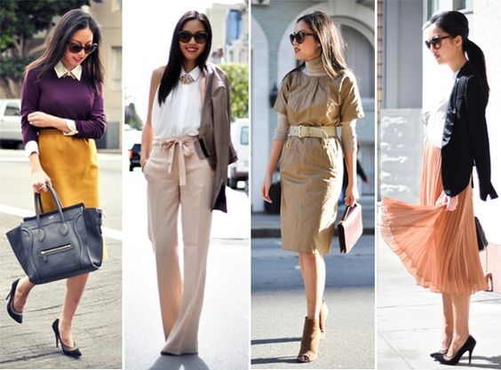 Anh Sundstrom of 9to5Chic.: Employment, Fashion Icons, Interview, Lovely Styles, Working Style Idea, Moda Style