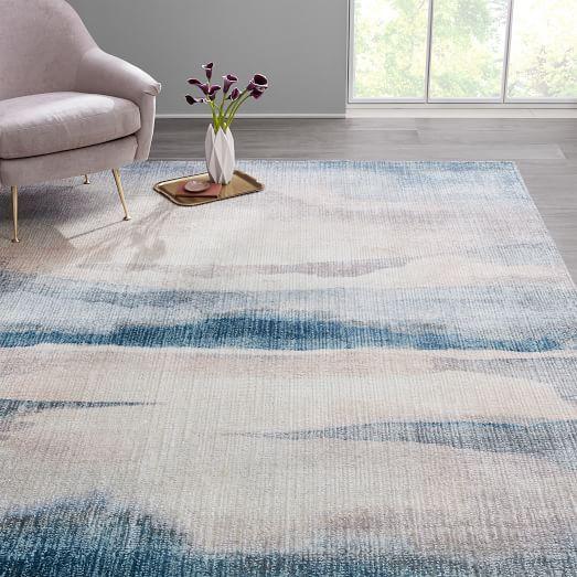 Sunset Lake Rug Rugs In Living Room Minimalist Decor Room Rugs