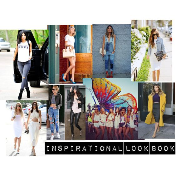 Inspirational Look Book by idafann on Polyvore featuring polyvore, fashion and style