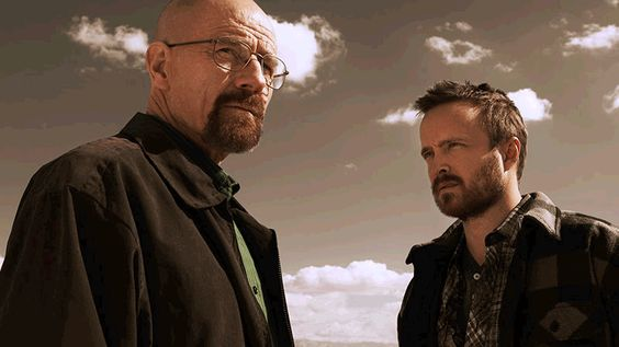 Breaking Bad film underway