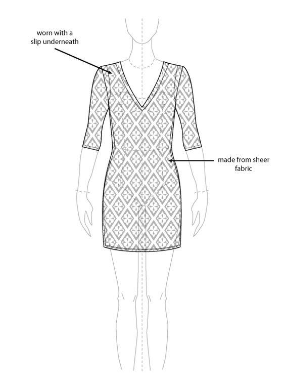 X-ray Dress