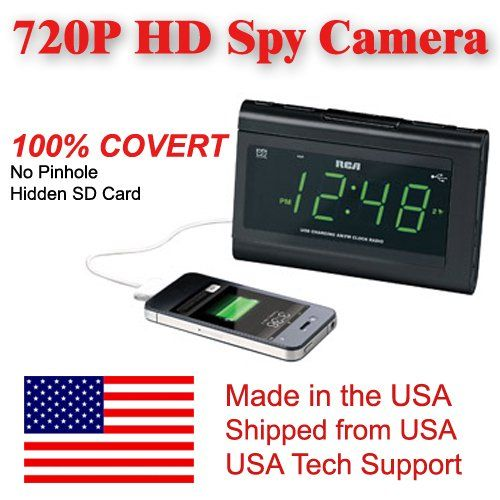 [100% COVERT] SecureGuard HD 720p USB Charger & Clock Radio Spy Camera Covert Hidden Nanny Camera Spy Gadget  http://www.lookatcamera.com/100-covert-secureguard-hd-720p-usb-charger-clock-radio-spy-camera-covert-hidden-nanny-camera-spy-gadget/