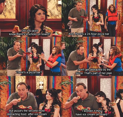 Wasn't this the mash episode with the Suite Life and Hannah Montana! Loved it!