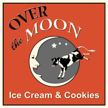 Over the Moon for ice cream and cookie shop in San Francisco