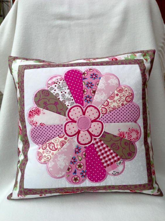 dresden plate machine embroidery design