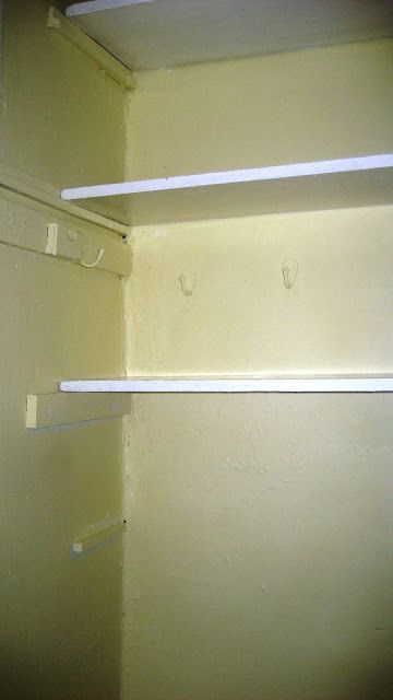 Converting A Small Coat Closet To A Pantry Toast To