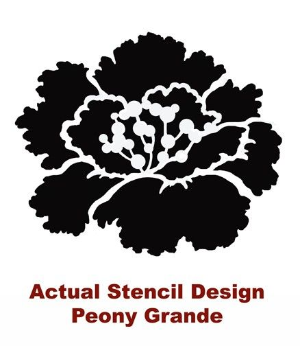 schönes Design für Schablonen