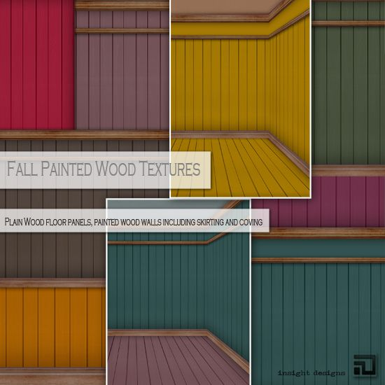 Wood Paneling Ideas Fall Painted Wood And Wood Wall