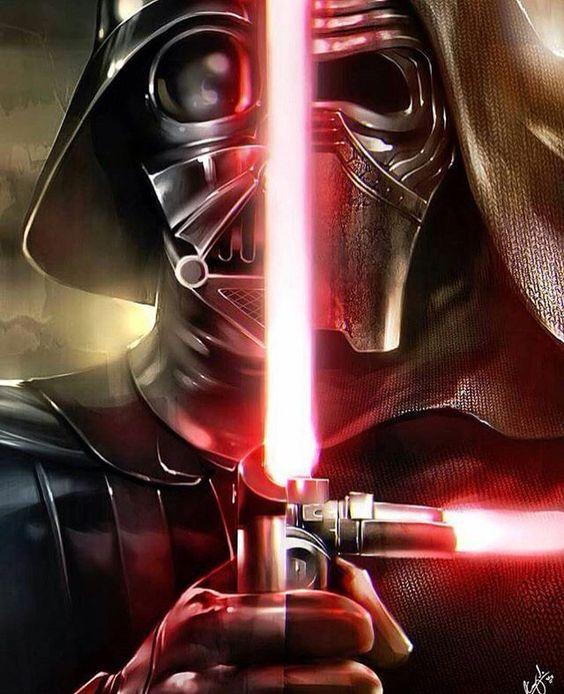 Darth Vader | Kylo Ren