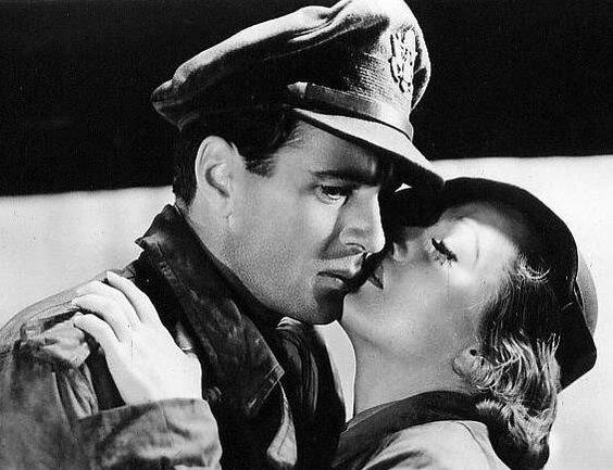 Gary Cooper and Joan Crawford - Today we live