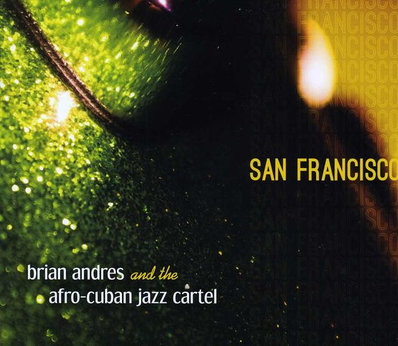 Brian Andres - San Francisco, Blue