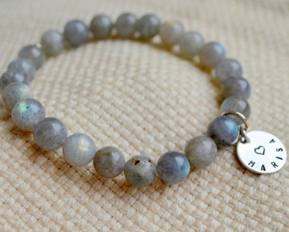 Hey, I found this really awesome Etsy listing at https://www.etsy.com/listing/163982009/labradorite-stretch-bracelet-with