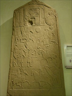 Pictish stone--ancient language mystery deepens