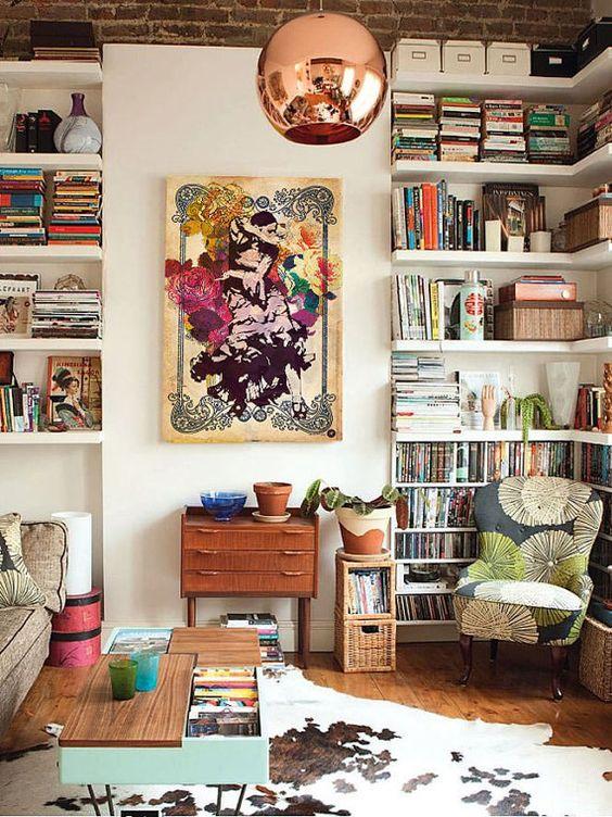 Lovely Home Decor Shelves