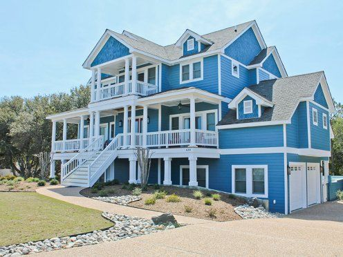 Atlantic Star Cc 10 Exterior Outer Banks Vacation Rentals Outer Banks Vacation Outer Banks Rentals