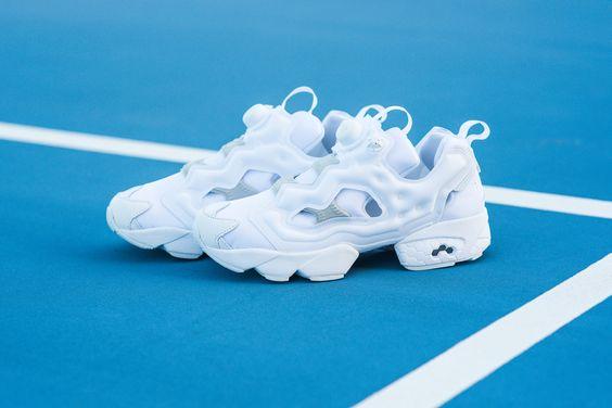 "Close Edit description Reebok Insta Pump Fury OG ""White & Steel Grey"" - EU Kicks: Sneaker Magazine"