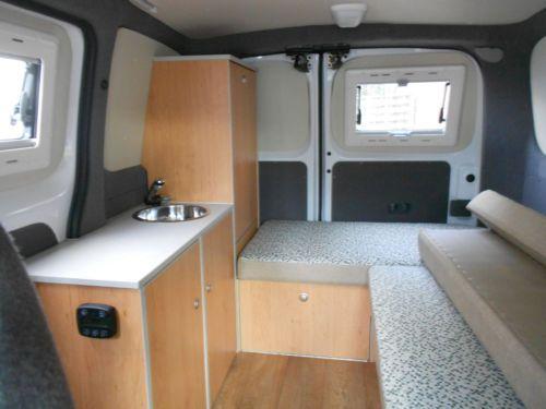 Otros Nissan NV 200 Seedorf Camper Tageszulassung en DE-23554Lübeck Alemania