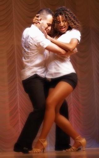 bachata   I love dancing like this
