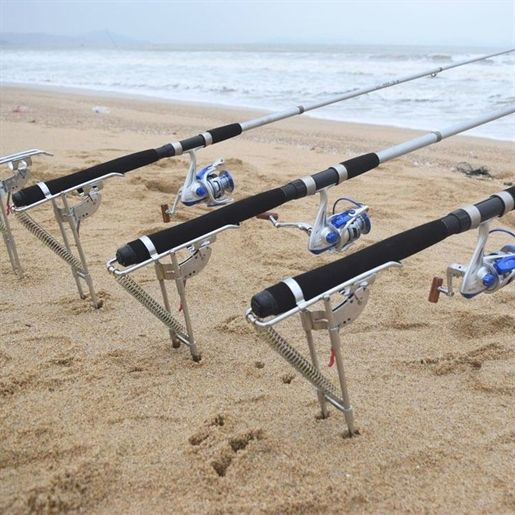 How To Catch Your Next Big Fish   Fishing pole holder