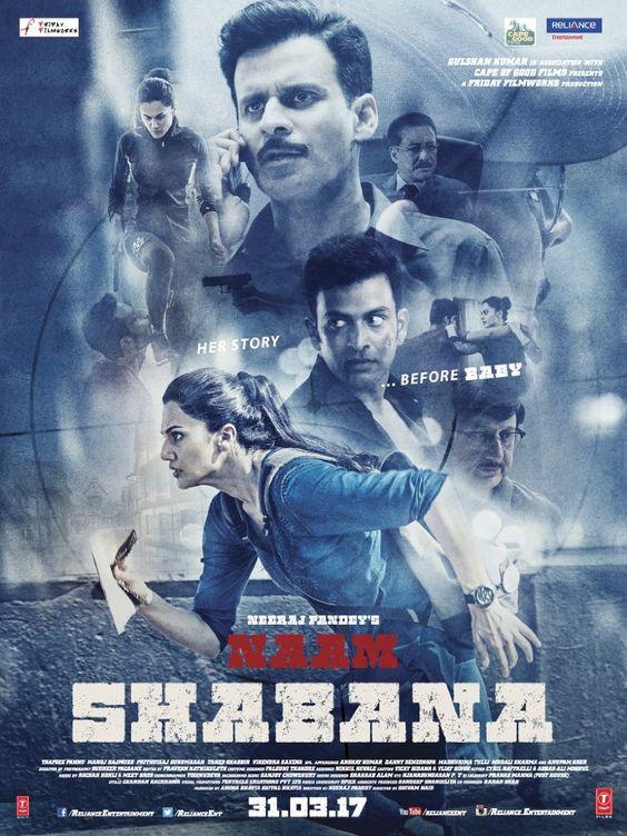 Naam Shabana (2017) BluRay