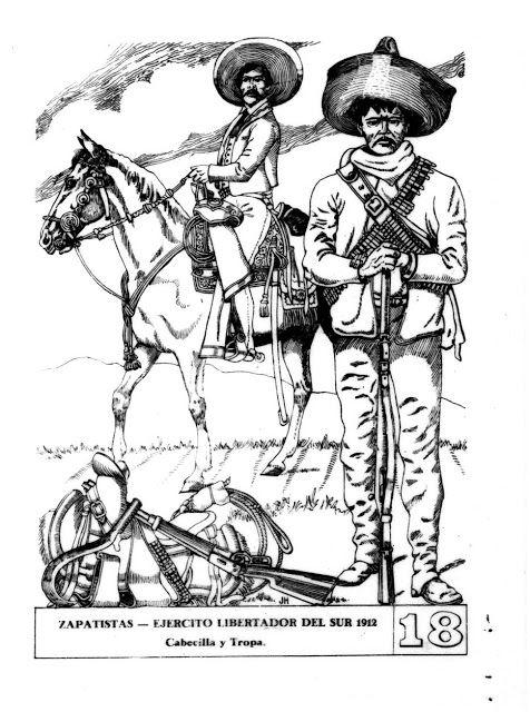 Pin En Mexico At War