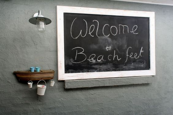 Check out this awesome listing on Airbnb: Beach Feet - Houses for Rent in…