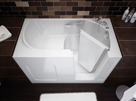 Appliances: Compact Walk In Bathtub - http://homeypic.com/compact-walk-in-bathtub/