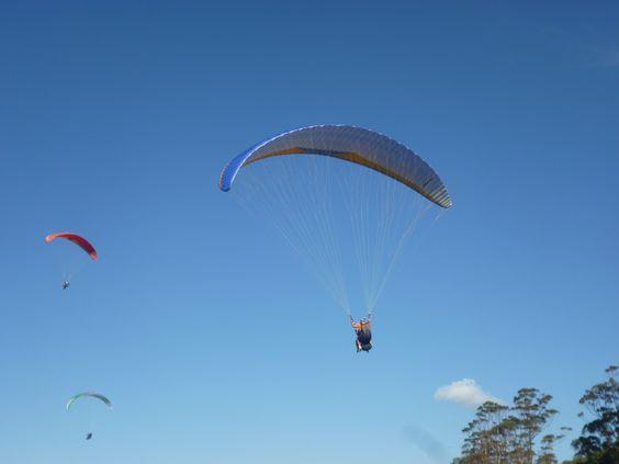 voo paraglider - poços de caldas