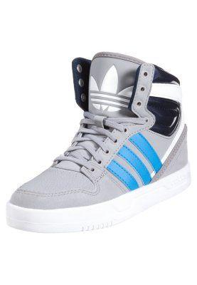 Kinder Sneakers adidas Originals COURT ATTITUDE Grijs maat 28 29 30 36 2 3 37 1 3 38 38 2 3 39 1 3 40 Jongens Hoge sneakers ? discount sneakers online ...