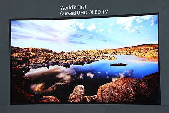 At IFA 2013, Samsung is showing off its Ultra High-Definition (UHD) OLED TV. This TV is a proof of concept, and combines the super-high resolution of UHD 4K with the brilliant colors and dark levels of OLED.