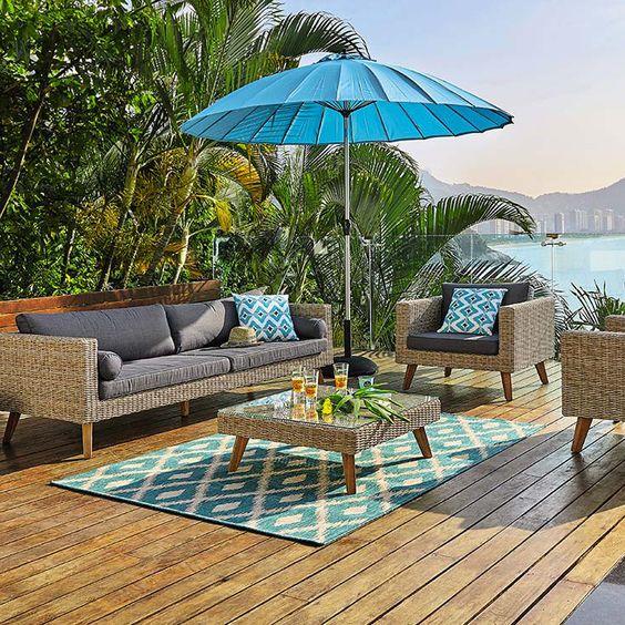 mobili e arredo da giardino - brasile | maisons du monde | idee ... - Idee Mobili Da Giardino In Stile