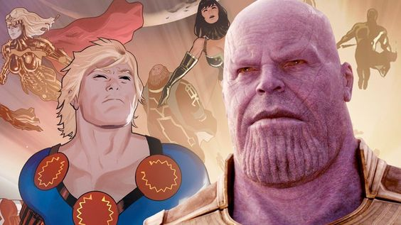 The Eternals is set to release in 2020