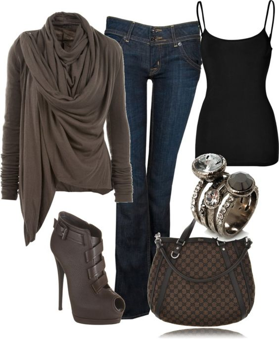 """""""Gucci Goes With Everything!"""" by esha2001 on Polyvore"""