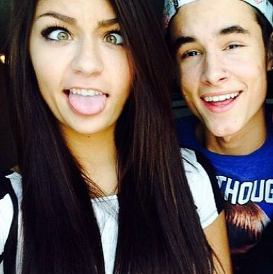 andrea russett and kian lawley relationship help