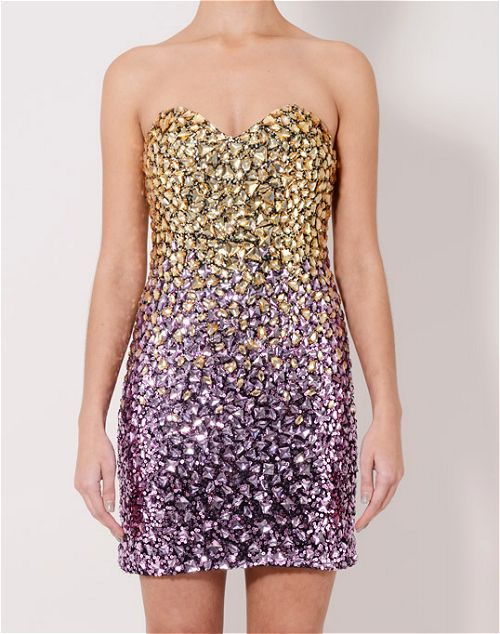 £ BUY  Gem Dress / Forever 21 / £330  Girls just wanna have funds ….. and this dreamy dress