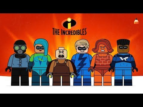 Pin On The Incredibles 2