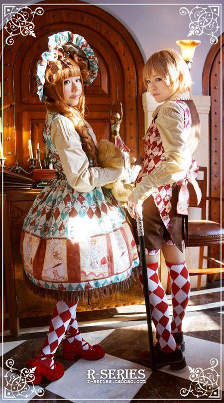 20130316V■Thumbelina,拇指姑娘的茶会■RS洋装lolita王子背心-淘宝网