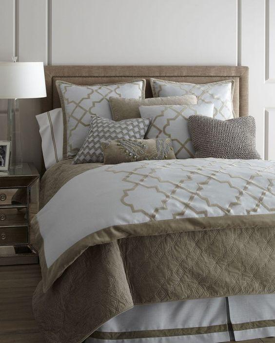 Parure de lit marocaine