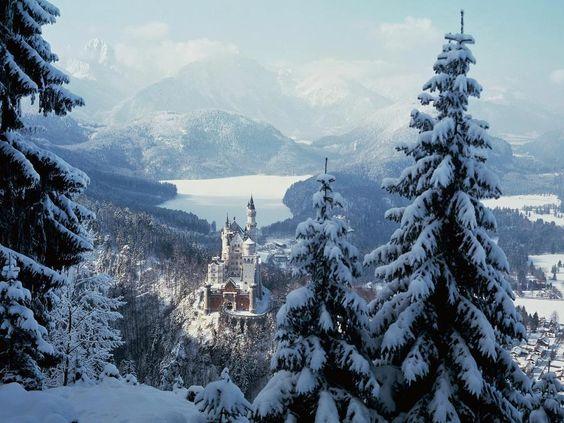 neu schwannstein castle