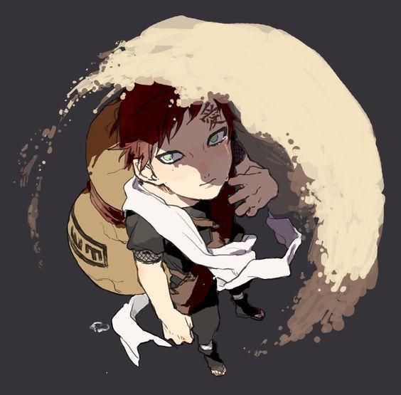 砂と我愛羅