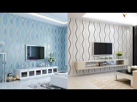 Latest Wallpaper Design Living Room Wallpaper Interior 3d Wallpaper Home In 2021 Wallpaper Designs For Walls Design Living Room Wallpaper Latest Wallpaper Designs