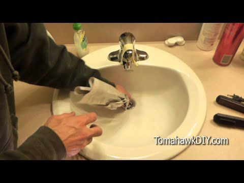 Expert Advice Diagrams And Videos To Help You Fix A Pop Up Stopper In A Sink Or Bathtub Includes Repairing Or Replaci Clogged Sink Bathroom Unclog Sink Sink