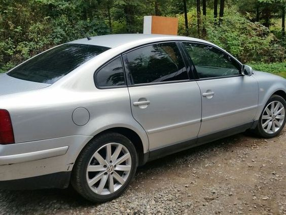 2001 VW Passat GLS - Bill of sale only in Spanaway, WA (sells for - bill of sale for land