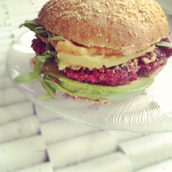 Vegan Burger Patty -PURE MAMAS