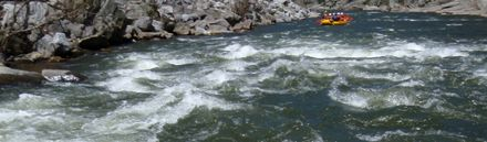 Nolichucky River Rafting Chattooga Ocoee