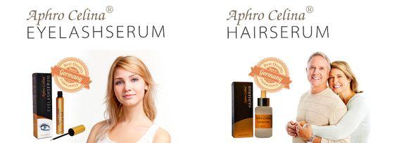 Aphro Celina Eyelash & Aphro Celina Hair von Wimpernwünsche!