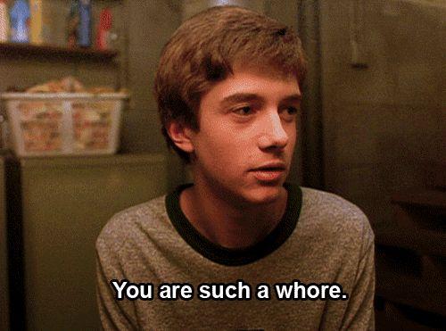 whore! :P