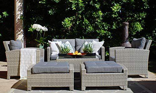 Outdoor Wicker Patio Furniture, Gray Wicker Patio Furniture