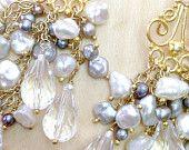 Ver Chandelier Earrings by DoolittleJewelry on Etsy